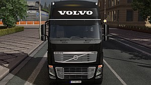 Volvo 2009 lightbox mod