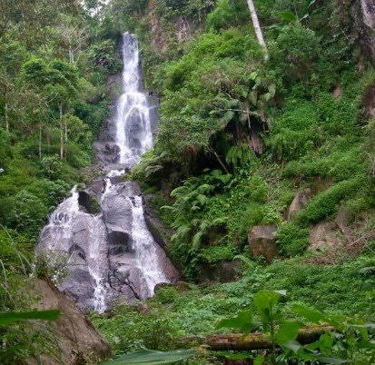 yang terletak di Kecamatan Slogohimo kurang lebih Panorama Alam Wisata Air Terjun Setren Wonogiri