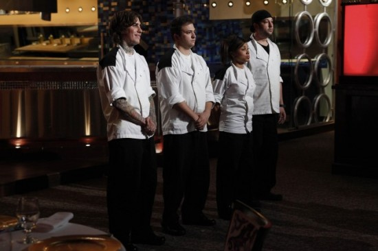 hells kitchen season 9 finale recap 4 chefs compete one winner chosen - Hells Kitchen Season 9