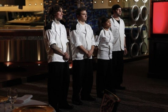 Foodie Gossip Hell S Kitchen Season 9 Finale Recap 4 Chefs Compete One Winner Chosen