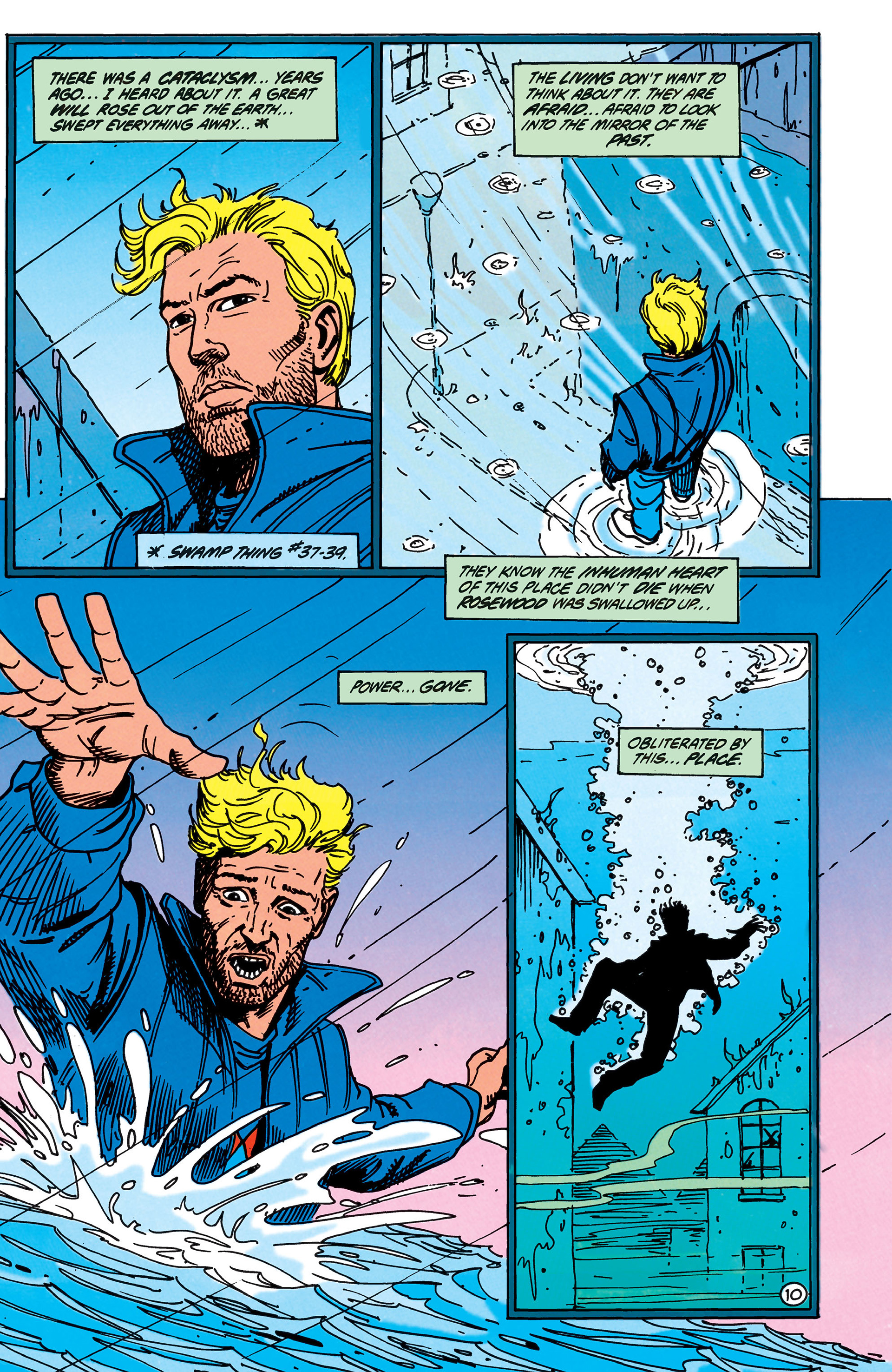 Read online Animal Man (1988) comic -  Issue #40 - 11