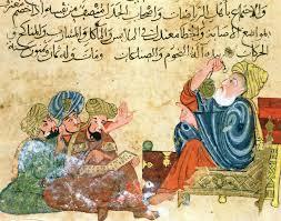 تحضير درس العرب والعلم في اللغة العربية للسنة الثالثة متوسط