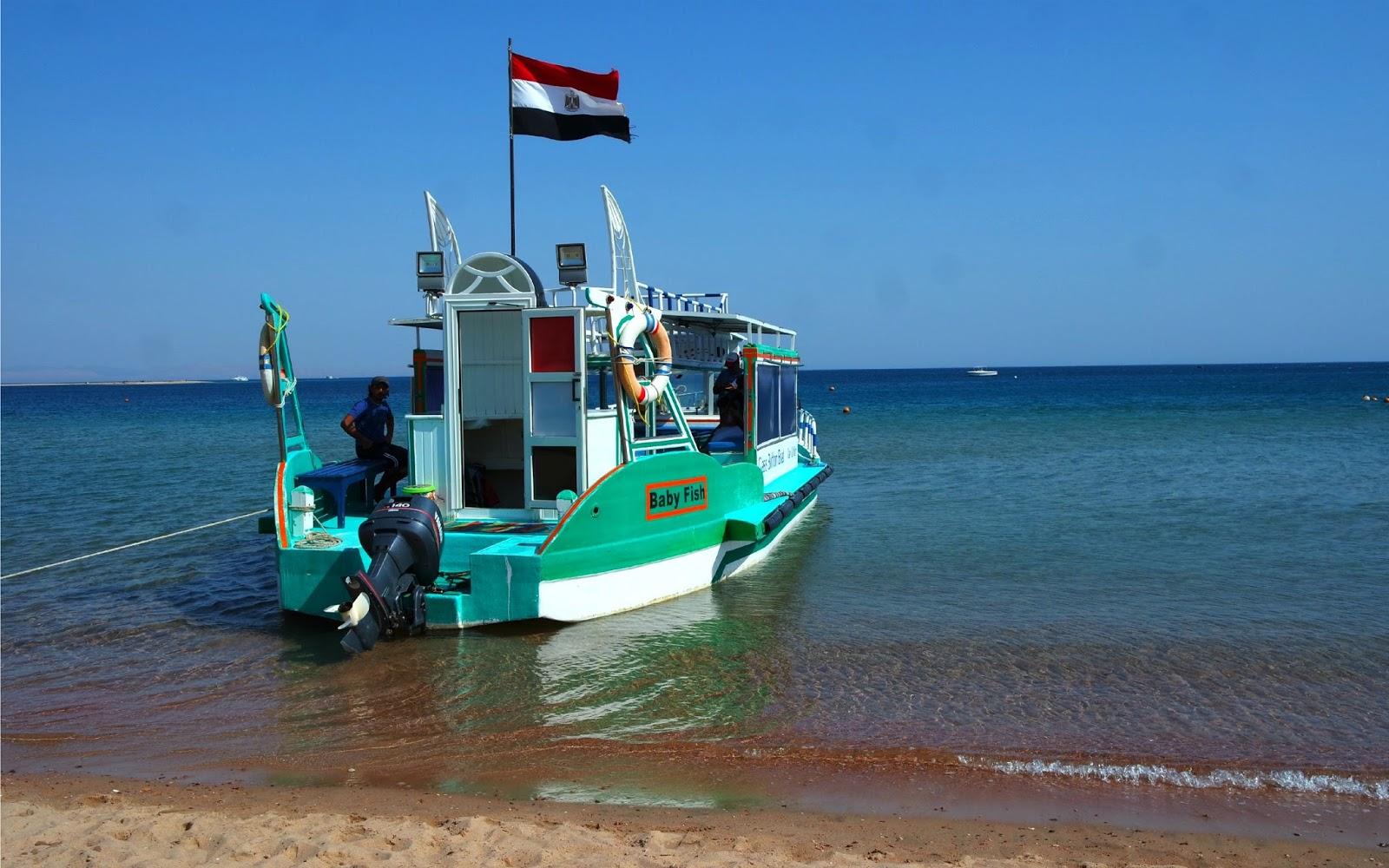 O que fazer em Dahab no Egito