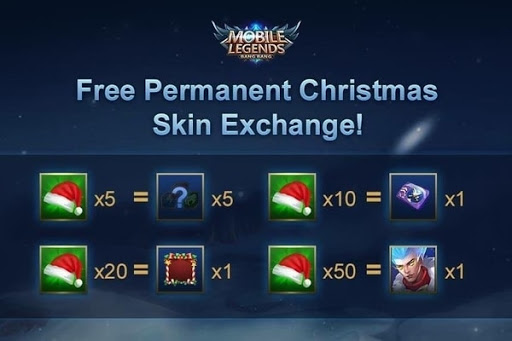 Mobile Legends Christmas Events