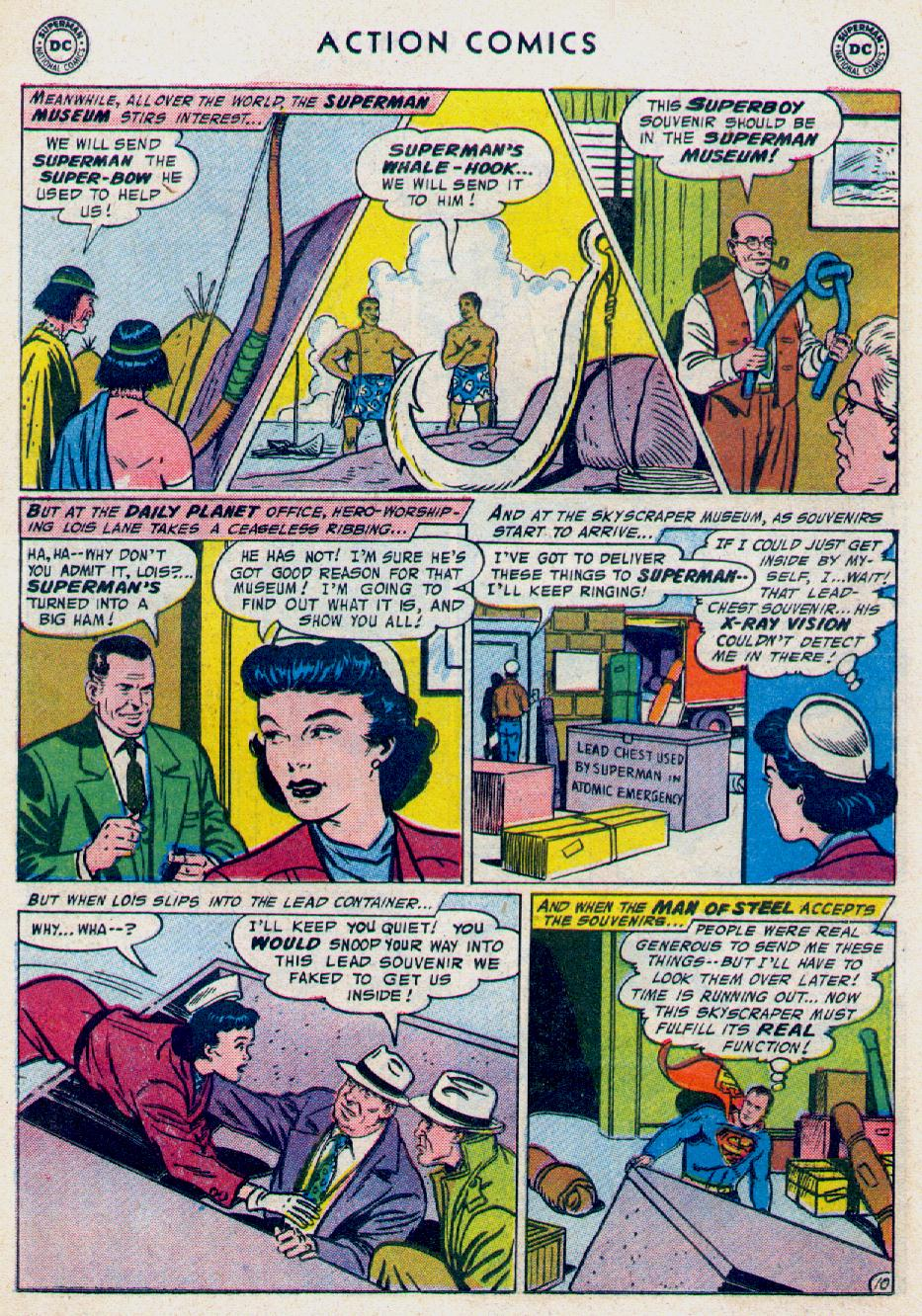 Read online Action Comics (1938) comic -  Issue #228 - 12