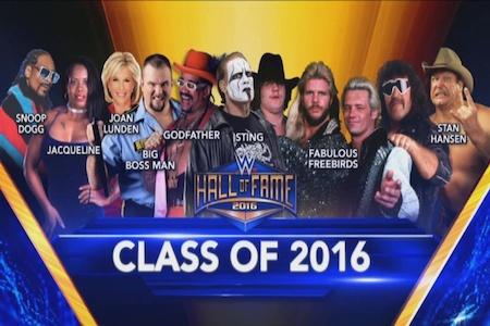 WWE Hall of Fame 2016 Download