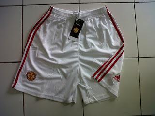 Jual Celana Manchester United Home 2016/2017 di toko jersey jogja sumacomp, murah berkualitas
