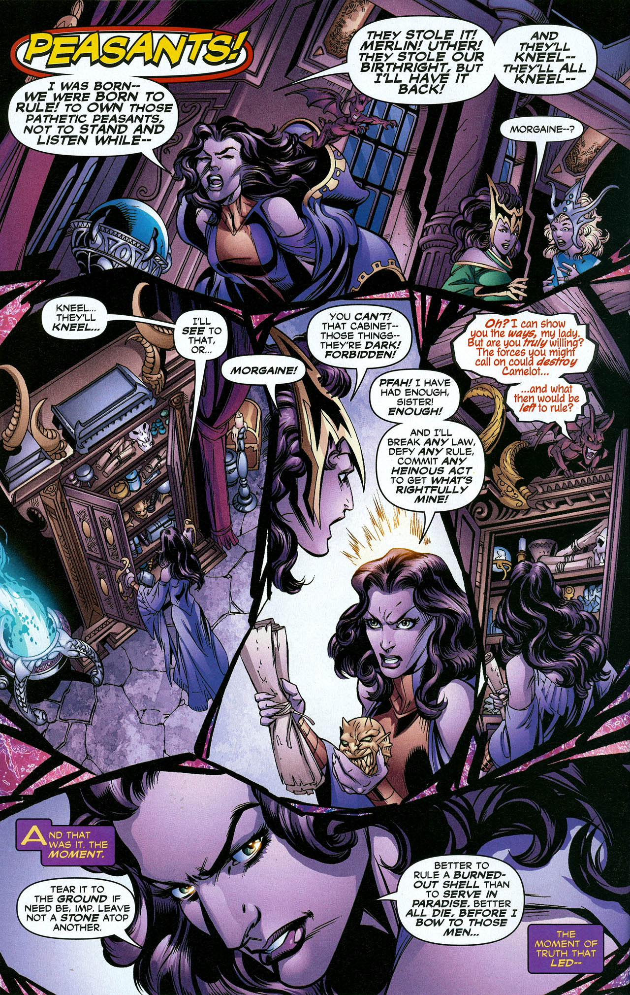 Read online Trinity (2008) comic -  Issue #21 - 12
