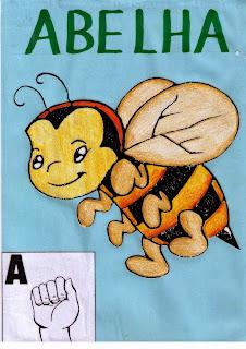 alfabeto libras sinais A