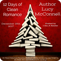 Day 11 of 12 Days of Clean Romance / Giveaway
