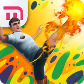 Download Game Roll Spike Sepak Raga Takraw v1.4.0 Mod Apk Terbaru