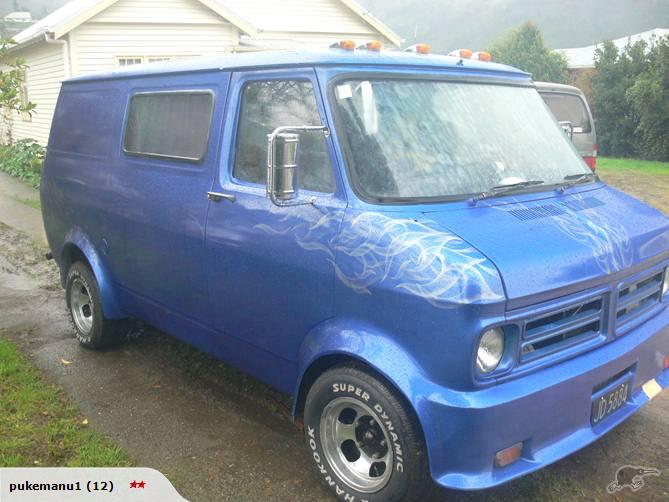 Bedford Cf2 Van For Sale 1979 Custom Cf In Nz