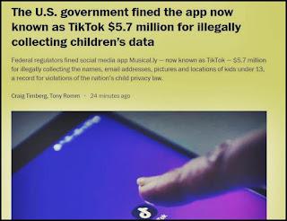 wiki pareri negative tiktok aplicatie pentru copii generatiei z