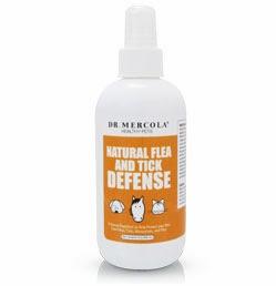 spray para las pulgas garrapatas y mosquitos