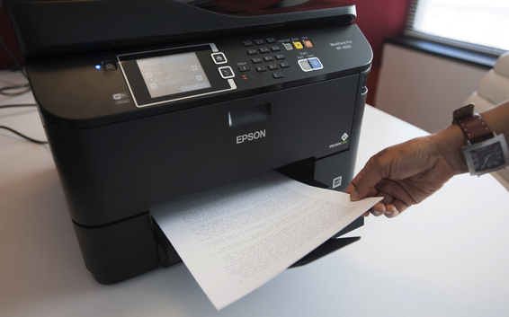 Epson WorkForce Pro WF-4630 review