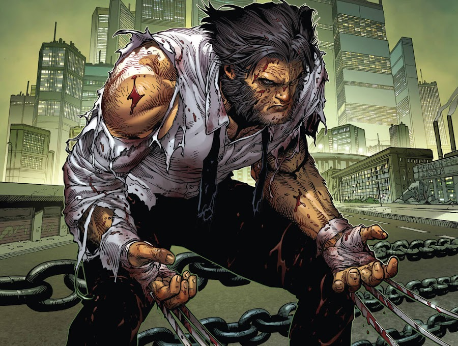 wolverine comic book marvel