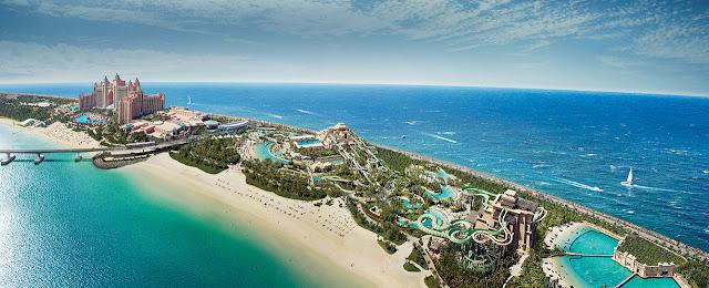 دبي ثالث أفضل حدائق مائية في العالم