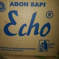 Abon Sapi cap Echo
