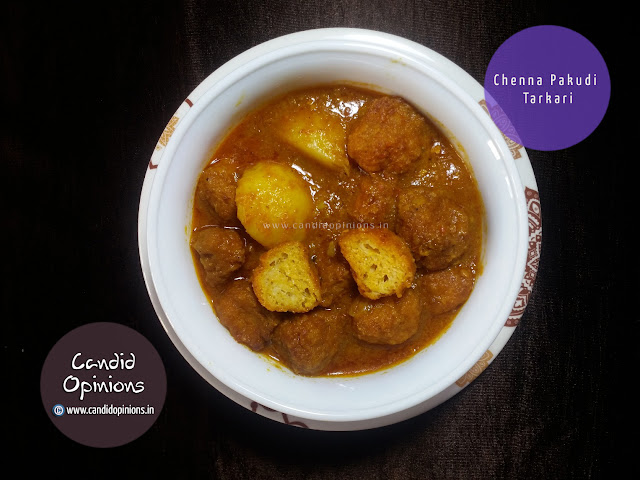 Chenna Pakudi Tarkari (Cheese Kofta Curry)