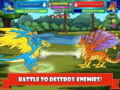 hack dragon battle apk