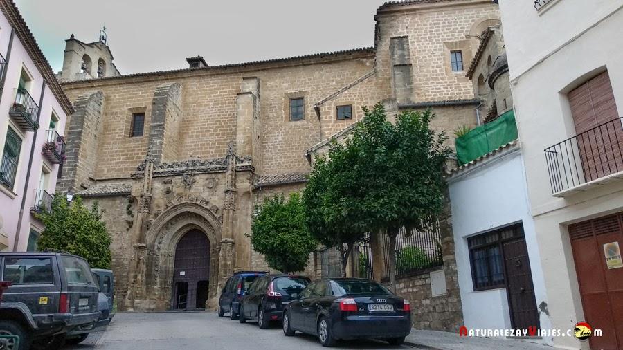 Iglesia de San Isidoro, Úbeda