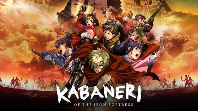 Kabaneri of the Iron Fortress: The Battle of Unato Vietsub (2019)