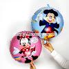Balon Foil Bulat Mickey Mouse Graduation