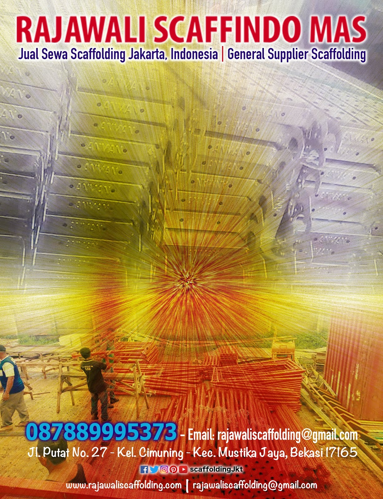 general supplier scaffolding