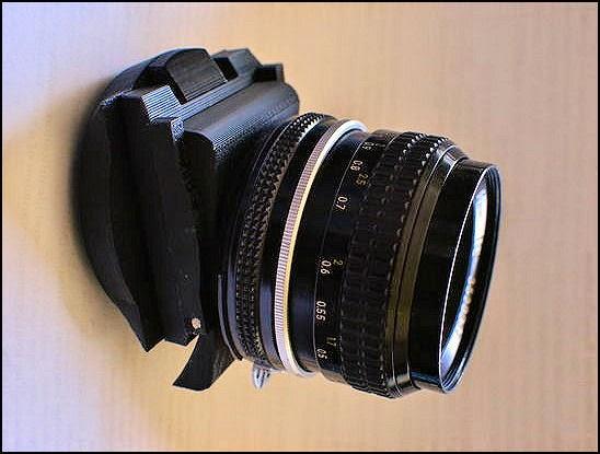 Weekly Photography Tips: A DIY tilt-shift lens mount for ...