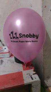 wahanaballoon produsen balon print murah