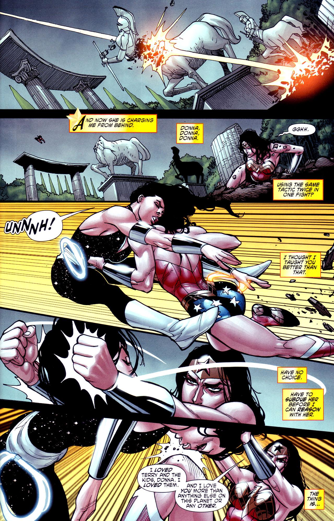 Read online Wonder Woman (2006) comic -  Issue #37 - 20