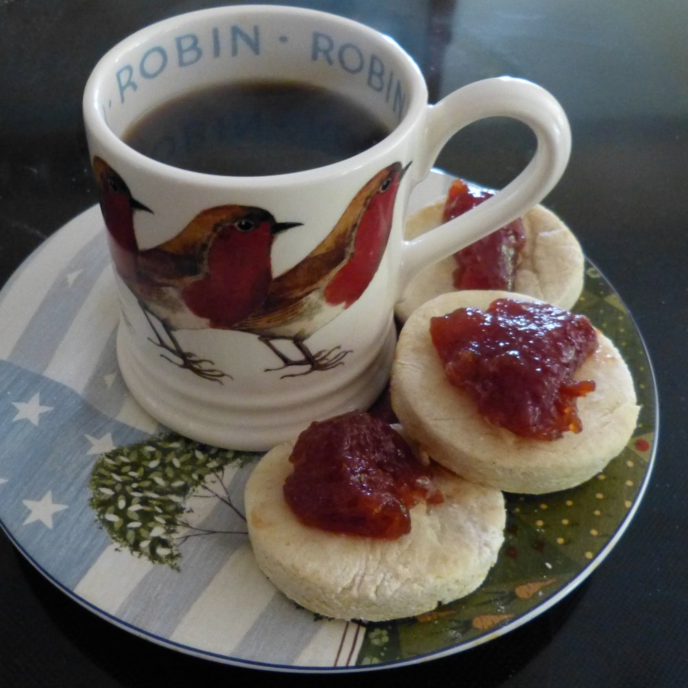 Cranberry Morning: Tommy's Cherry Jam and Tommy's Cherry ...
