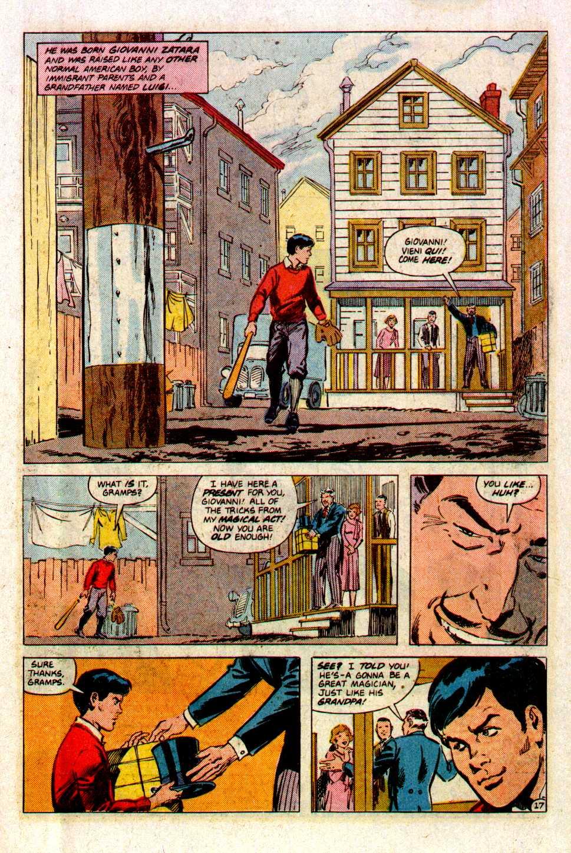 Read online Secret Origins (1986) comic -  Issue #27 - 18