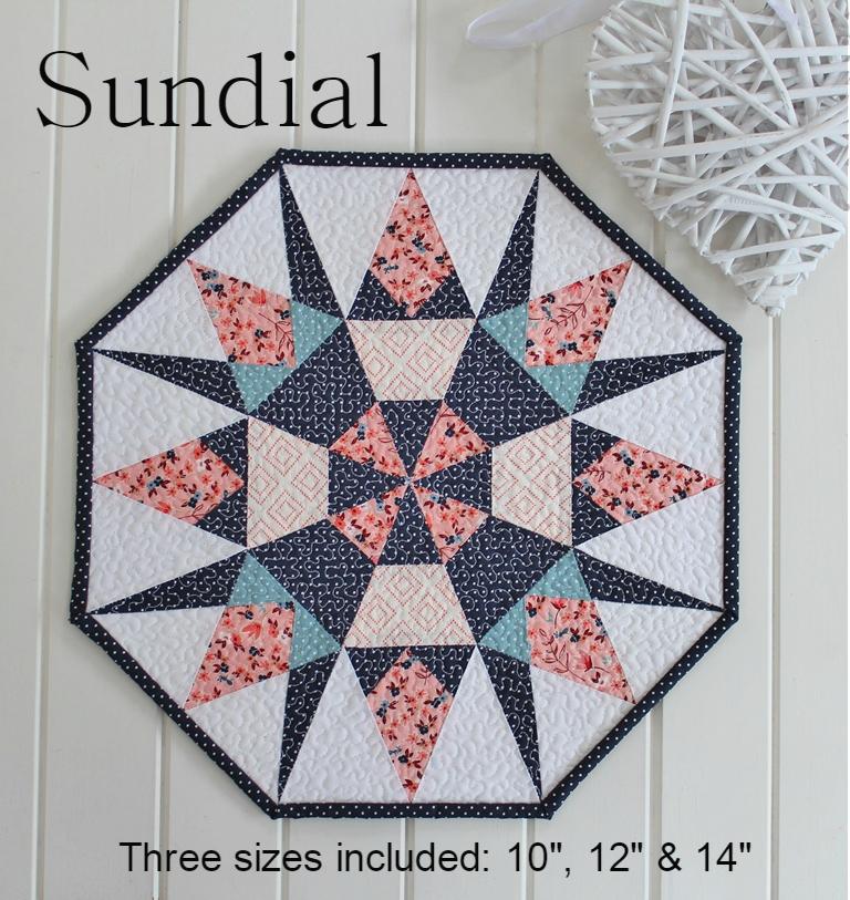 Monthly Calendar Quilt Patterns : Sundial mini quilt your free november calendar