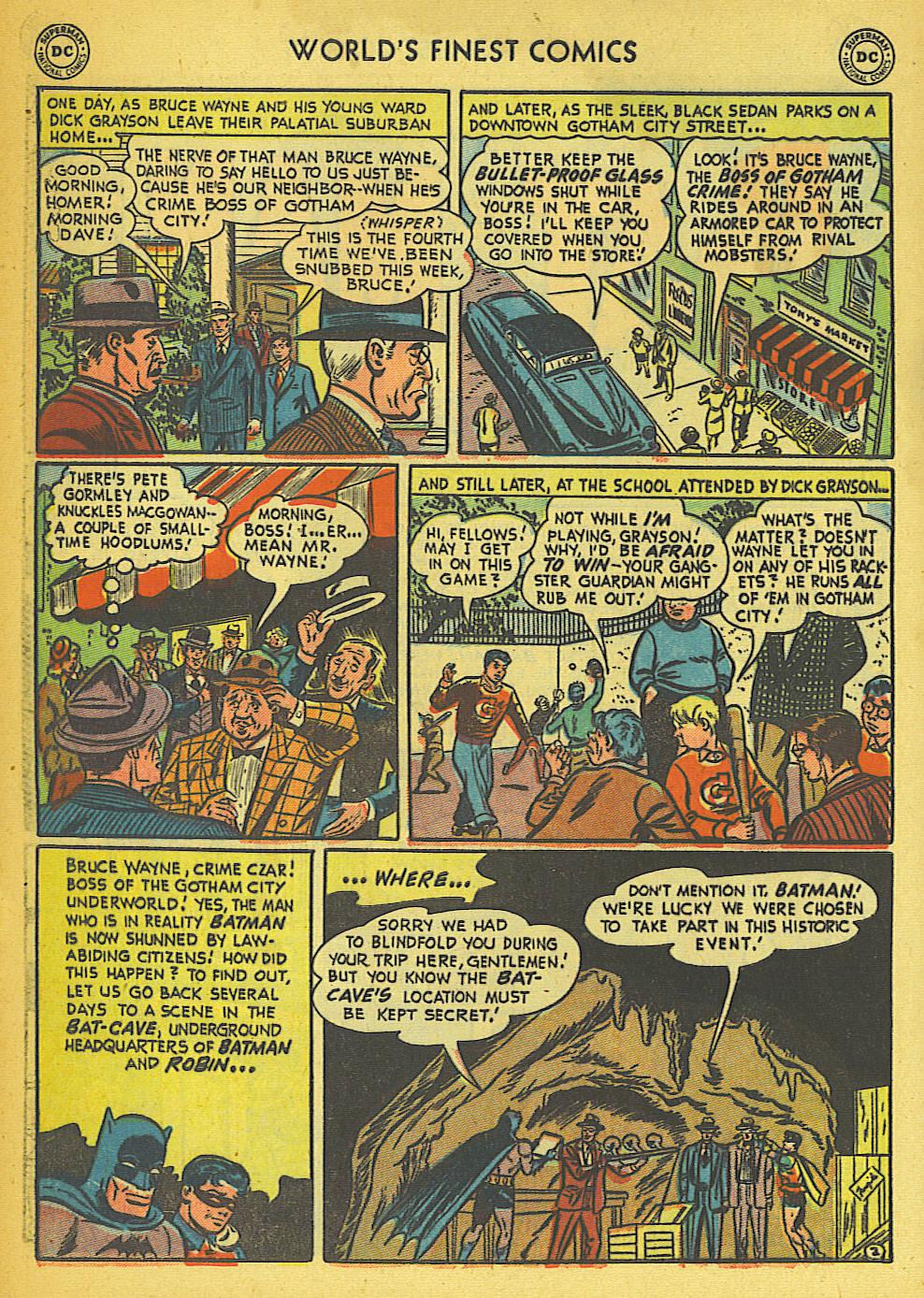 Read online World's Finest Comics comic -  Issue #57 - 54
