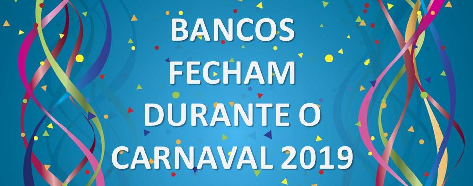 Blog Do Tiago Padilha Carnaval Confira O Horário Dos Bancos