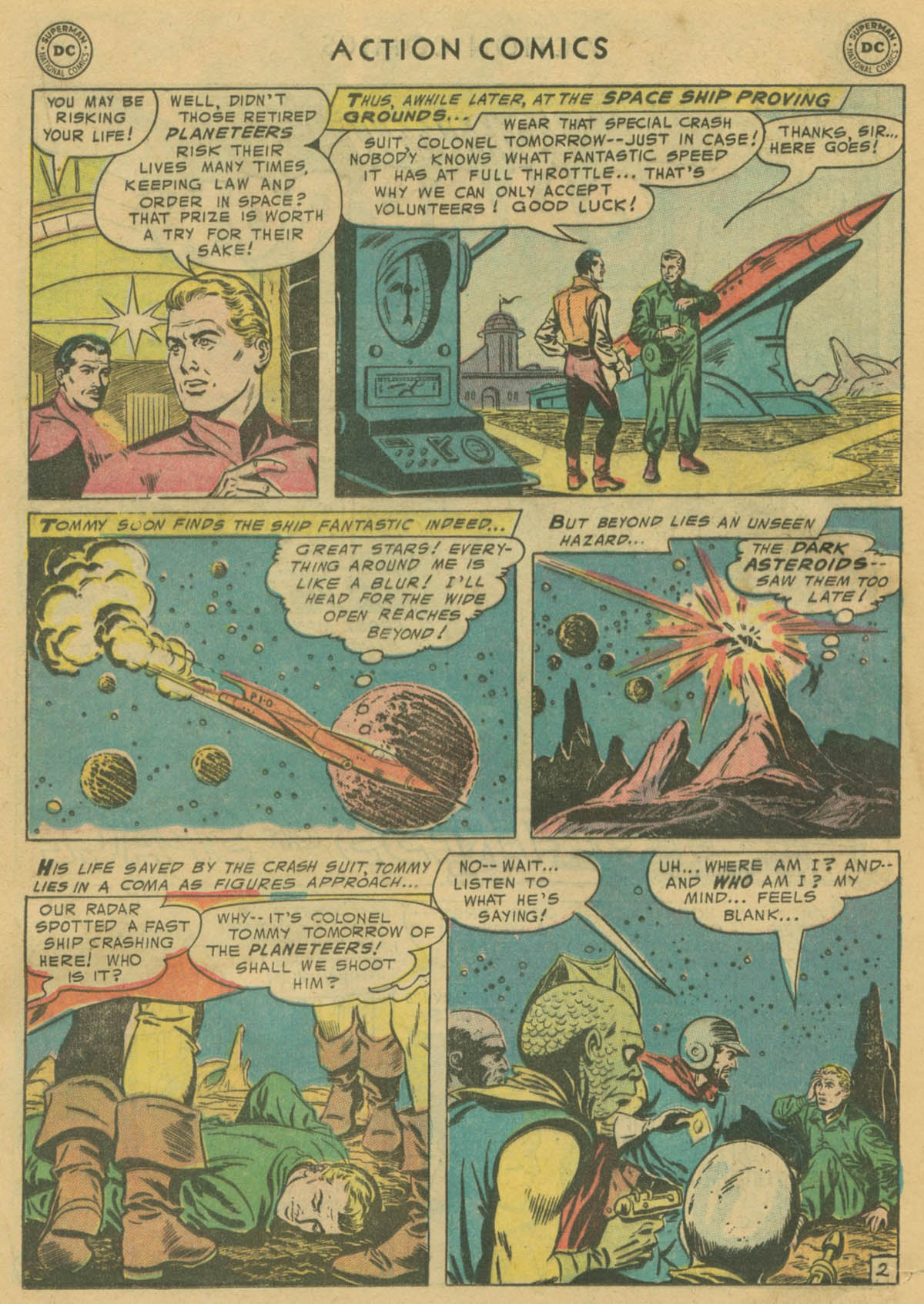 Read online Action Comics (1938) comic -  Issue #208 - 17