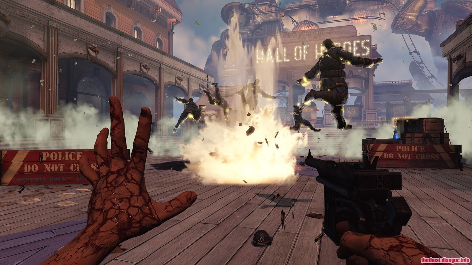 Download Game BioShock Infinite GOTY Full Cr@ck