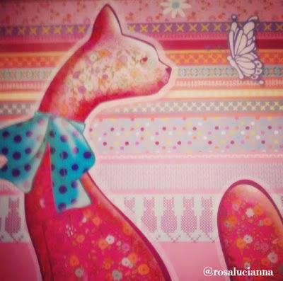 caderno rosa