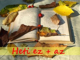 Könyvutca blog - Heti ez-az
