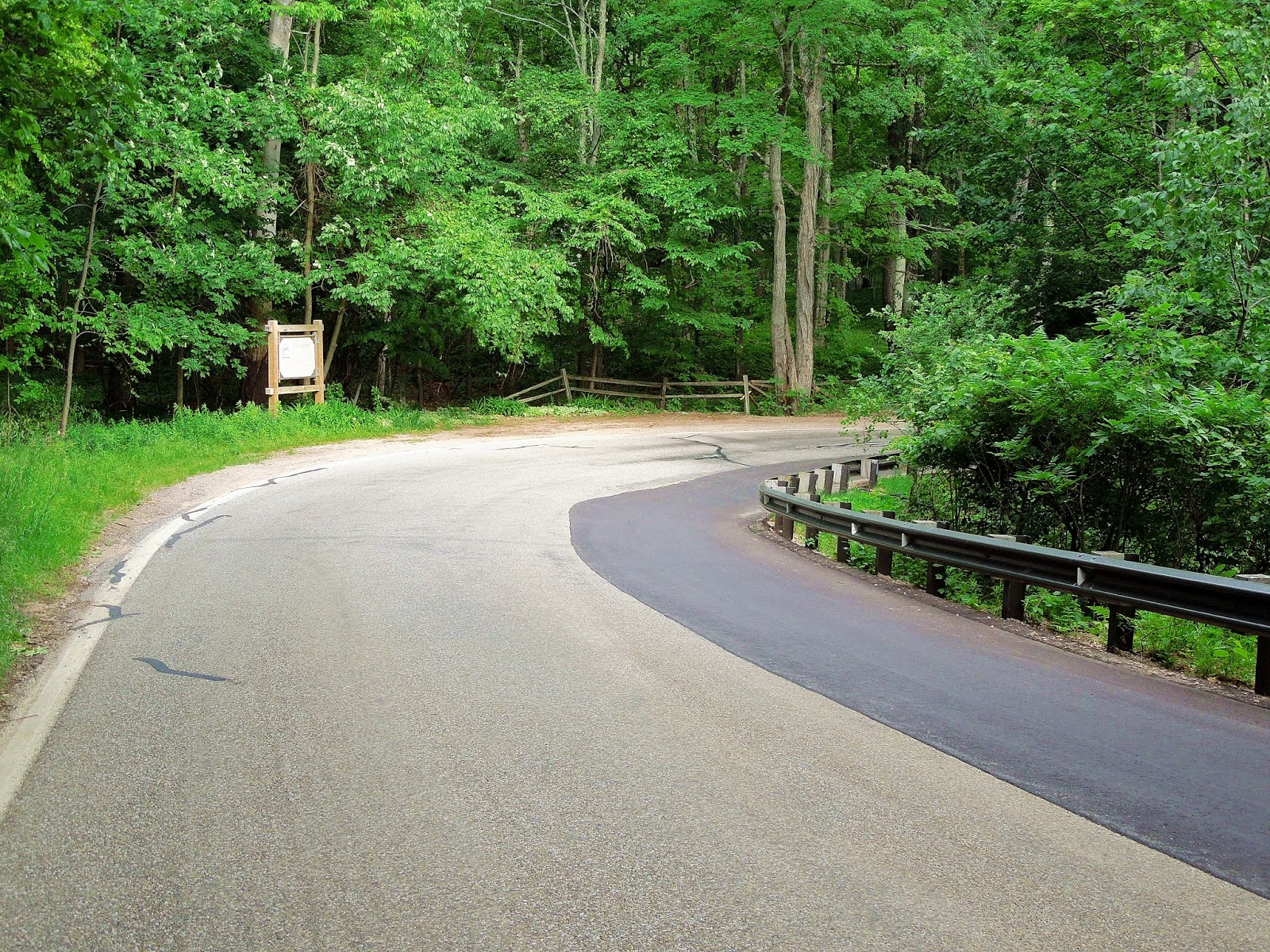Focusing On Travel : M-119 - Scenic Tunnel of Trees Drive