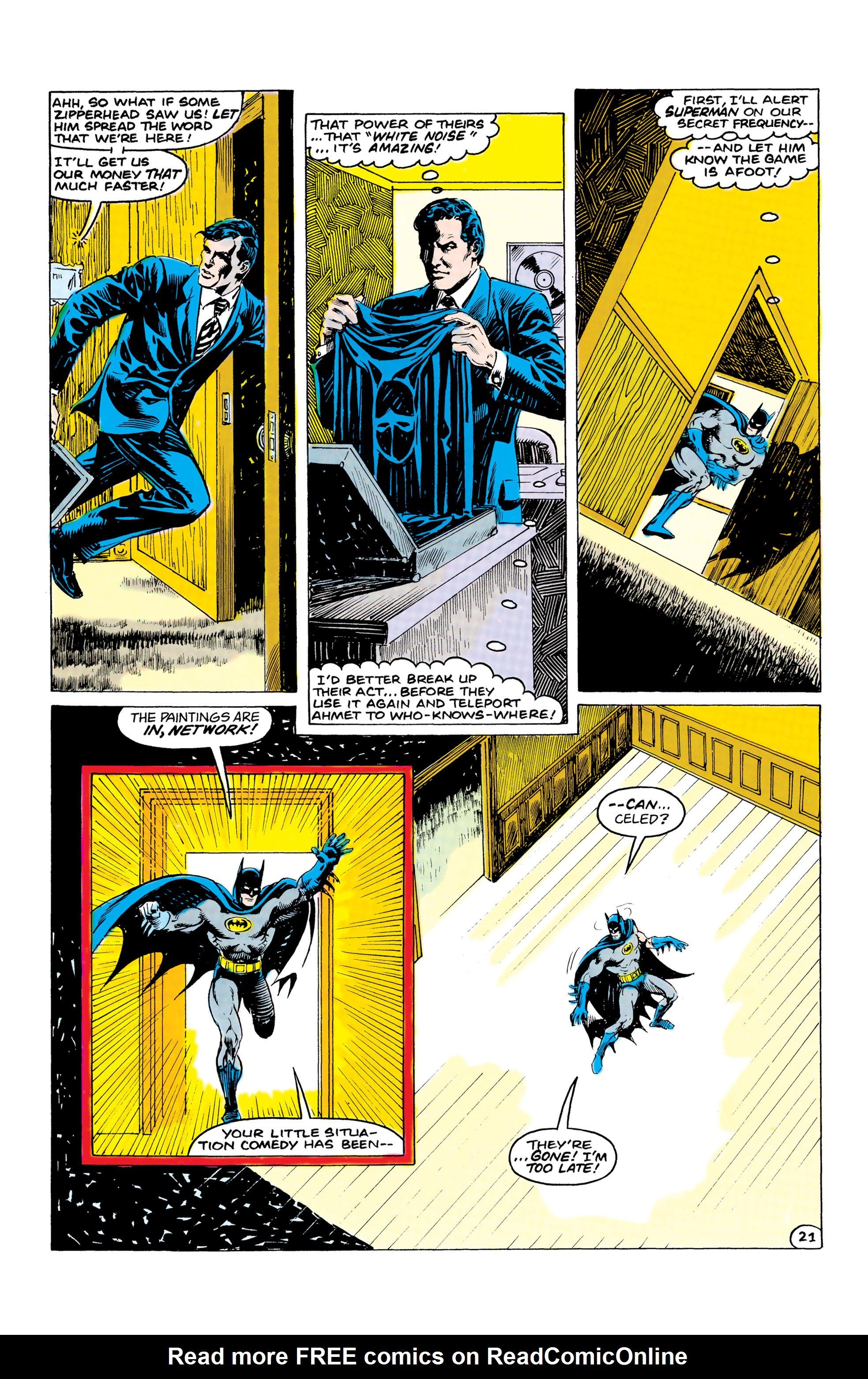 Read online World's Finest Comics comic -  Issue #312 - 22
