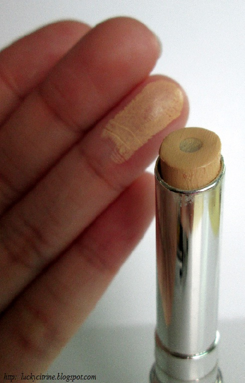 Lucky Citrine: The Body Shop All-In-One Concealer In 01