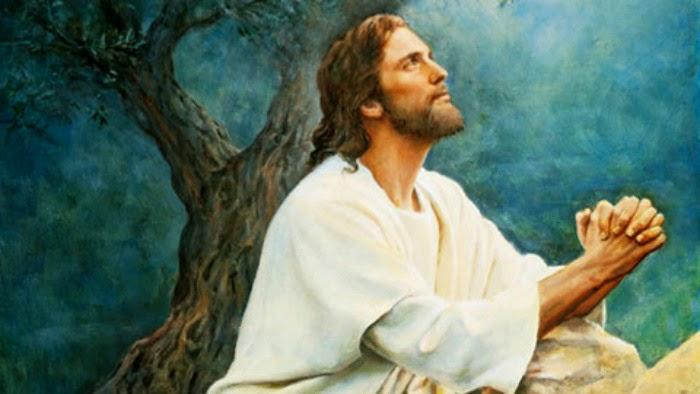 Resultado de imagen para imagenes comerciales Jesus orando