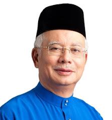 Perdana Menteri keenam Dato Sri Najib Tun Abdul Razak