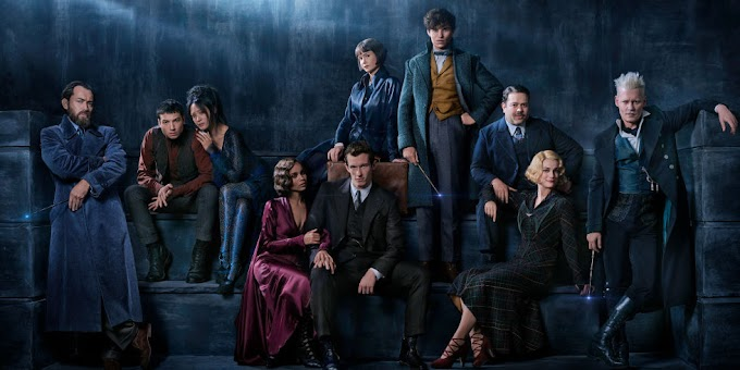 [Review] Fantastic Beasts the Crimes of Grindelwald