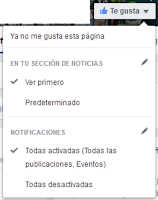 NOTIFICACIONES: Todas activadas