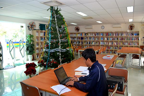 FPT Đà Nẵng Chào Đón Giáng Sinh 2015 1