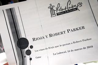 Robert Parker (Rioja y Vinos Españoles Puntuaciones)