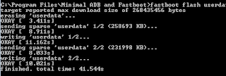 Fastboot Tool